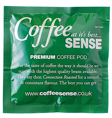 Coffee Sense Blue Mountain ESE 44mm Coffee Pods Pack of 50 Pods