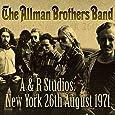 A & R Studios : New York, 26th August, 1971