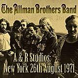 A&R Studios New York 26th August 1971