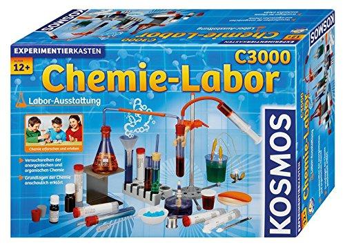 Kosmos 640132 - Chemielabor