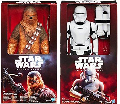 Star Wars - Figuras Titan 30 Deluxe, Modelo surtidos