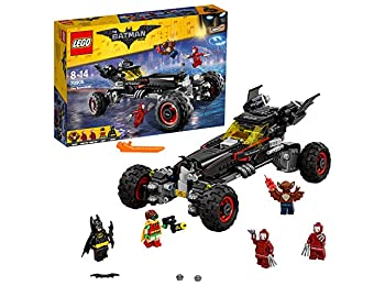 LEGO 70905 Batman Movie The Batmobile Toy