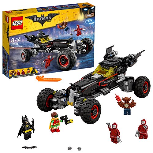 LEGO Batman Movie - La Batmobile - 70905 - Jeu de...