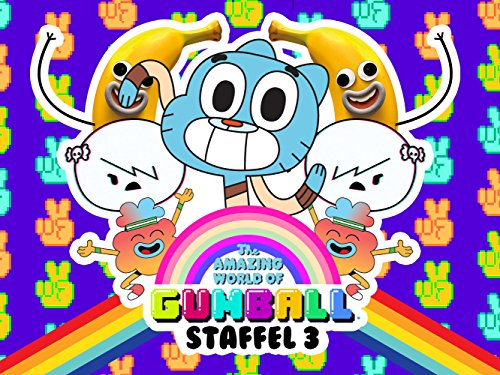 die fantastische welt von gumball staffel 3 online schauen und streamen bei amazon instant. Black Bedroom Furniture Sets. Home Design Ideas