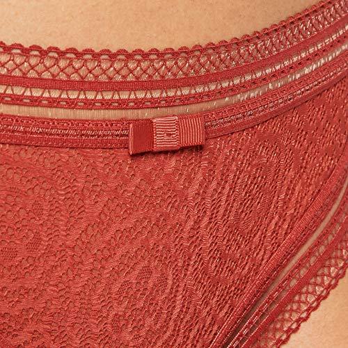 Sans Complexe Damen Instants Volés – Slip Unterhose, Orange (Cuir Roux Hbg), 44 (Herstellergröße: 46/48) - 2