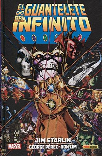 Para Thanos, el Guantelete del Infinito es el Santo Grial, el premio definitivo por su adoración hacia la muerte. Con él, lo controla todo. Liderados por Adam Warlock, los superhéroes de la Tierra representan la última esperanza del Universo.
