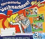 Bibi+Tina 3 CD Weihnachtsbox