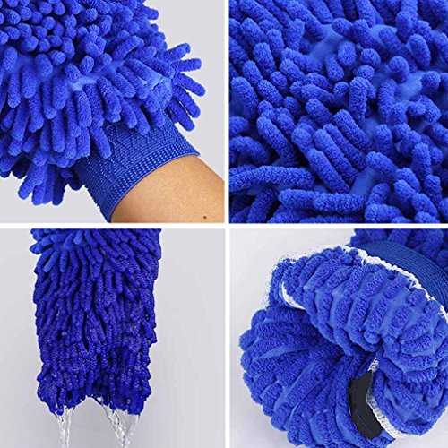 zhengenevolent-Cleaning-Gloves--2-PCS-Microfiber-Cleaning-Gloves-Plus-Velvet-Padded-Anti-scratch-Dusting-Cleaning-Family-Bathroom-Kitchen-and-Car-Cleaning-Rag