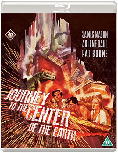 Journey To The Center Of The Earth Blu-ray