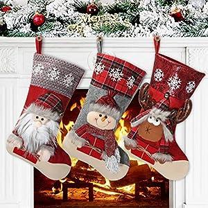Awroutdoor Medias de Navidad, 3