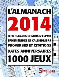 L'Almanach 2014 - 1 000 jeux