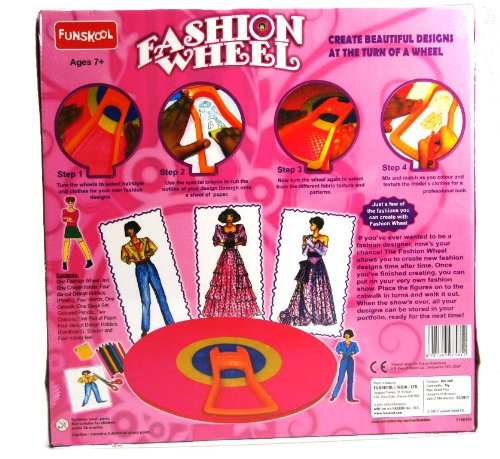 Funskool - Juego de diseño de moda