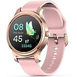 Otti-3S Smartwatch Fitness Tracker Monitor de ritmo cardíaco Cómo hacer / contestar el teléfono ALTAVOZ Notificaciones Facebo