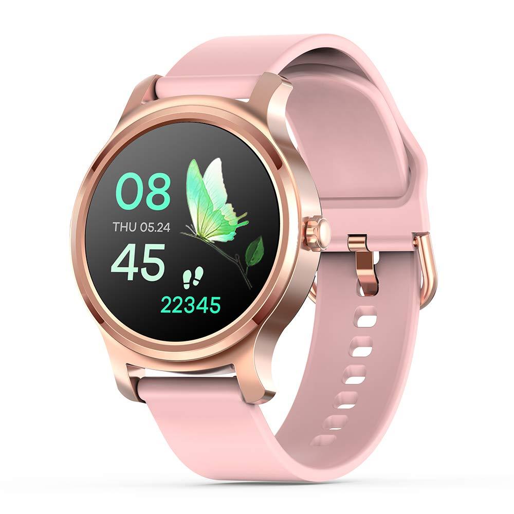 Otti-3S Smartwatch Fitness Tracker Monitor de ritmo cardíaco Cómo hacer / contestar el teléfono ALTAVOZ Notificaciones… 1