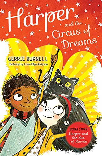 Harper and the Circus of Dreams por Cerrie Burnell