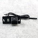 Auto Kennzeichenleuchte-Rückfahrkamera mit Distanzlinien für Audi A4, A5, TT/Porsche Panamera/Skoda Superb