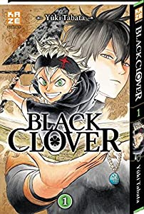 Black Clover Edition 48h BD Tome 1