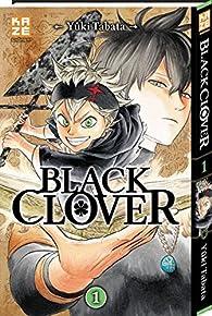 Black Clover, tome 1 : Le Serment par Yoshiaki Tabata
