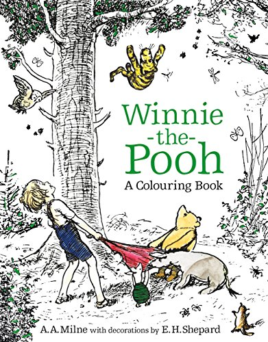 Winnie-the-Pooh: A Colouring Book (Colouring Books) por Egmont Publishing UK
