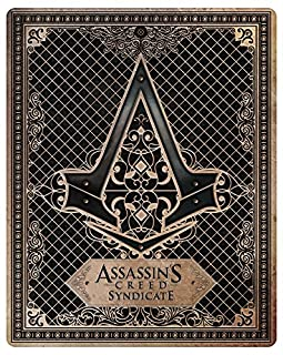 Assassin's Creed : Syndicate + Steelbook exclusif Amazon (B0111PWEJ2) | Amazon price tracker / tracking, Amazon price history charts, Amazon price watches, Amazon price drop alerts