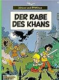 Johann und Pfiffikus, Bd.6, Der Rabe des Khans - Peyo