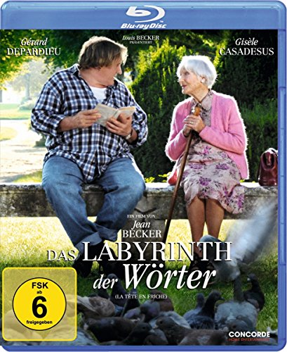 Bild von Das Labyrinth der Wörter [Blu-ray]