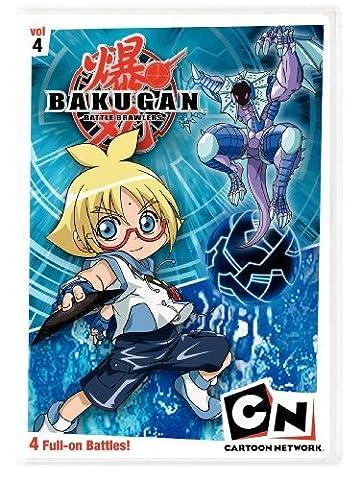 Cartoon Network: Bakugan Volume 4: Heroes Rise