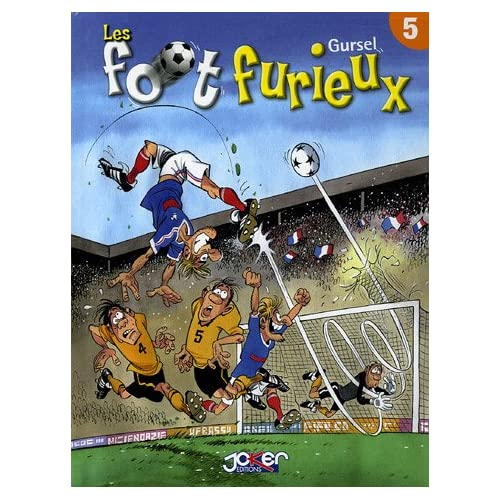 Les foot furieux, Tome 5 :