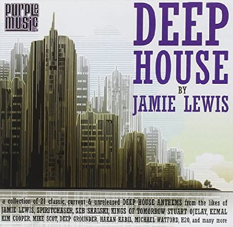 Deep House By Jamie Lewis