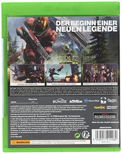 Destiny 2 - Standard Edition - [Xbox One]