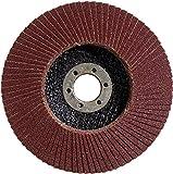 BOSCH 2608603717 - Disco de láminas X431 Standard Metal: 125mm rec.FV G60