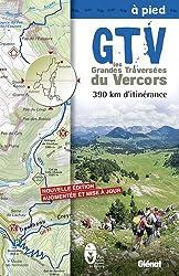 Les Grandes Traversées du Vercors à pied : 390 km d'itinérance