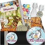 Für Dich   Geschenkidee Schnaps   Geschenkset für Einhorn Fan
