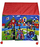 Taaza Garam Kids Play Tent House with Re...