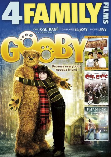 4-Film Family Collection V.2: Phantom Town / Summertime Switch / Gooby / Our Gang (Little Rascals) by Rider Strong Switch-dvd
