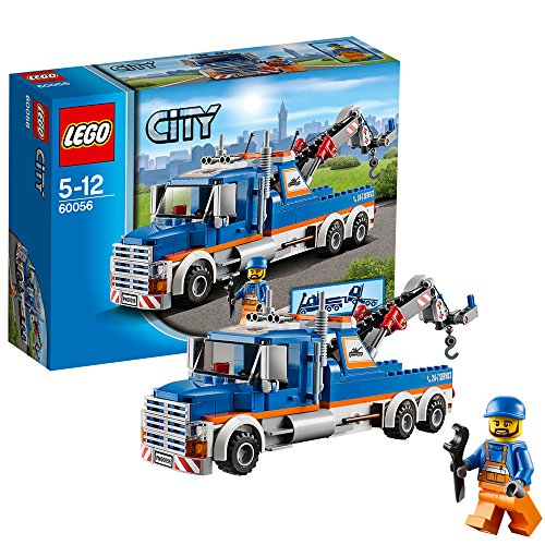 LEGO-City-Great-Vehicles-60056-Tow-Truck
