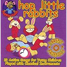 Hop Little Rabbits [UK Import]