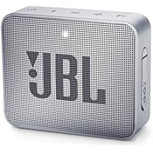JBL Go 2 Portable Bluetooth Speaker with mic (Ash Gray)