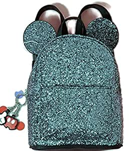 Disney Mickey Minnie Mouse Ears Rucksack Backpack Carry