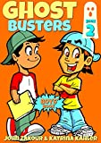 Diary of a 6th Grade Ghost Buster - Book 2: The Super Ghost : Books for Boys ages 9-12 (Ghost Busters for Boys)