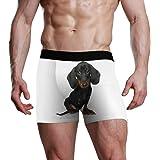 Bauletto da Boxer Elasticizzato per Uomo Ragazzo Intimo Confortevole Morbido Slip da Uomo Premium Premium Boxer Rigonfiamento