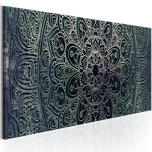 Murando   Cuadro acústico Mandala 120x40 cm   decoración