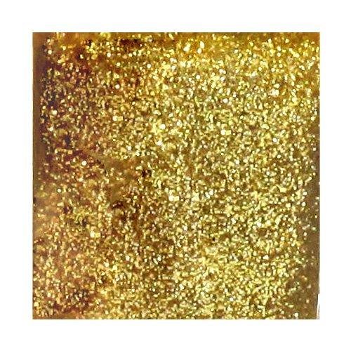 Vernis à ongles paillettes Laura-Vernis confettis-11114 n°08: fines paillettes or/ base transparente