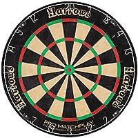 Pro HARROWS Matchplay-Cible de fléchettes Bristle Dartbard
