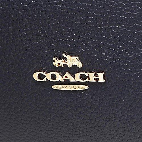 Coach Women's Shoulder Bag Blue Blue One Size - Blue - One Size