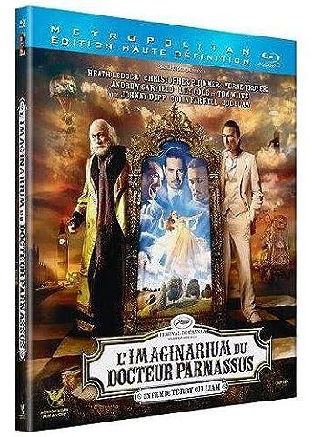 L'Imaginarium du docteur Parnassus [Blu-ray]