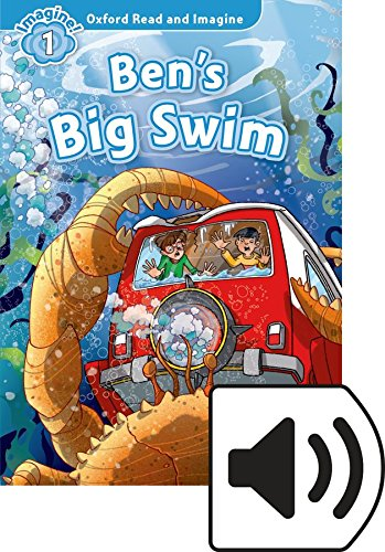 Oxford Read and Imagine 1. Bens Big Swim MP3 Pack