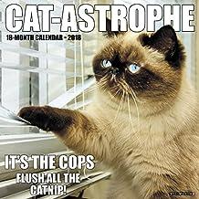 Cat-astrophe 2018 Calendar