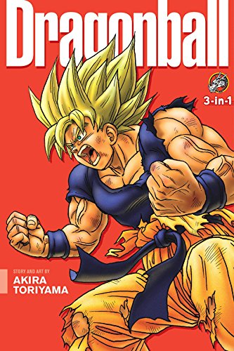 Dragonball 3-in-1 - Edition 09