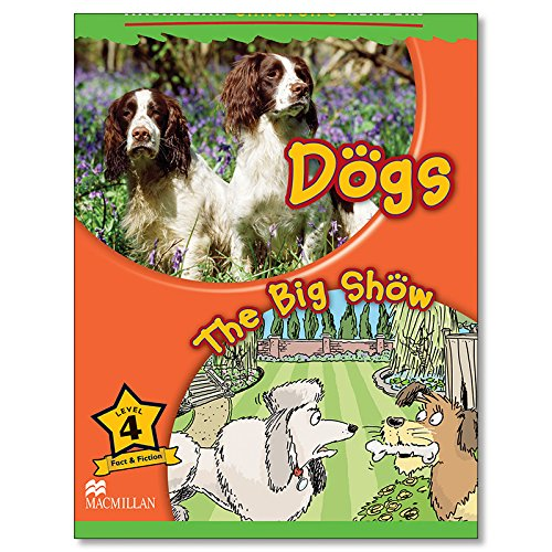 MCHR 4 Dogs: The Big Show (int): Level 4 - 9780230010185